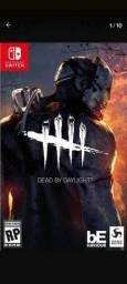 Título do anúncio: Jogo Dead By Daylight mídia física - Nintendo Switch