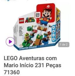 Título do anúncio: Super Mario Lego