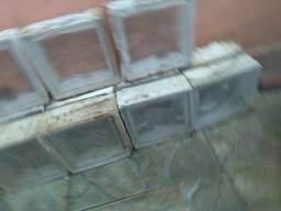 Tijolos de vidros
