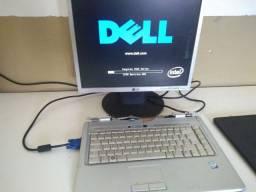 Notebook Dell 1525 4 GB memória