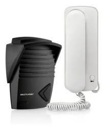 Interfone Porteiro Eletrônico Multilaser Se401