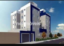 Apartamento à venda com 3 dormitórios em Alto caiçaras, Belo horizonte cod:833973