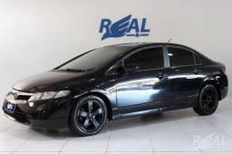 Título do anúncio: Honda Civic LXS 1.8 Automático Flex Financia Até 60X Com Apenas 5 Mil De Entrada