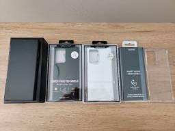 Título do anúncio: Samsung Galaxy Note 20 Ultra + Capas + Power Bank