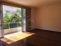 Apartamento à venda com 3 dormitórios em Lagoa, Rio de janeiro cod:891642