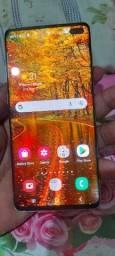 Título do anúncio: Samsung s10+ estado de zero