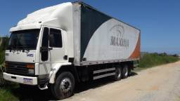 Ford Cargo 1415 Truck, Baú