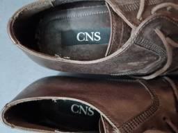 Sapatos masculinos cns..