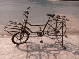 Título do anúncio: bicicleta carqueira monark *topa tudo