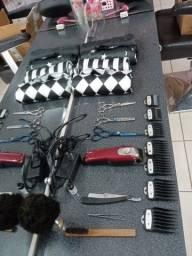Título do anúncio: Kit de barbeiro