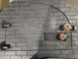 Título do anúncio: Tampa de forno a lenha