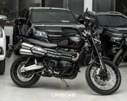 Título do anúncio: Triumph Scrambler XC Black Edition 2019