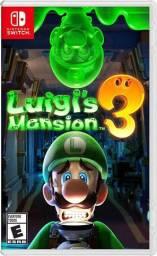 Luigi 's Mansion 3 Nintendo Switch