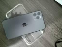 Título do anúncio: iPhone 11 pro 18x no cartão