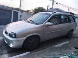 Título do anúncio: Corsa Wagon 2001 1.6 8v