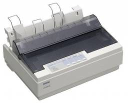 Impressora Matricial Epson LX 300 Só 250,00