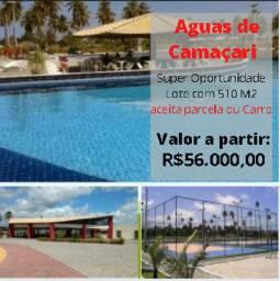 Aguas de Camaçari - lazer completo + Praia de Camaçari