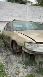 Título do anúncio: Peças Honda Accord 2011/2012 54 mil Km