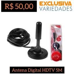 Antena Digital Hdtv Para Tv Mk