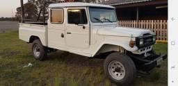 Título do anúncio: Toyota Bandeirantes Cabine Dupla 1992