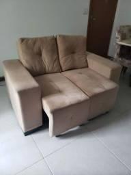 Título do anúncio: Vende-se um sofá reclinável