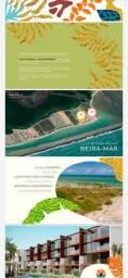 Título do anúncio: ({(APN)}) Flats em Muro Alto a beira mar
