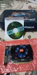 Vendo uma placa de video AMD Radeon HD 7670 4GB ddr5 128 bits
