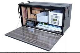 Título do anúncio: Caixa de cozinha Caibi semi nova barata