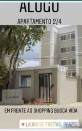 Alugo apartamento 2/4 Sun Parque Abrantes 790,00