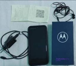 Motorola ONE FUSION 128G 4ram NA CAIXA COM NOTA FISCAL NA GARANTIA AINDA