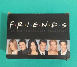 Friends - DVD com todas as temporadas