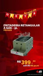 Fritadeira a gás - Carol JM EQUIPAMENTOS BC