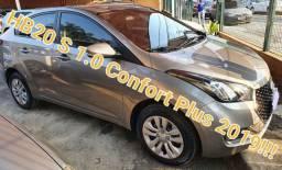 Título do anúncio: HB20 Confort Plus 1.0 2019!!!