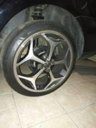 Troco rodas por rodas!
