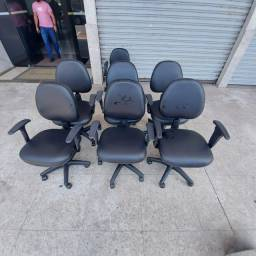 Título do anúncio: Cadeiras Diretor Seminova Reformada Luxo Cadeira Escritório