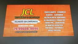 Título do anúncio: JCL Reformas e pinturas e geral !!!