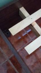 Cama Box de madeira