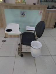 Cadeira Ciranda Manicure - Haisan - 2un.