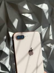 Título do anúncio: iPhone 8 Plus - 1 ano de assistência