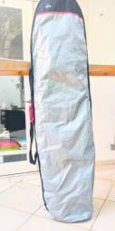 Prancha de surf infantil 7 pés com capa - pouco uso