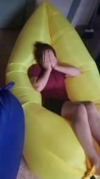 Título do anúncio: Sofa inflável
