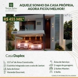 Casa Duplex em Condomínio Fechado