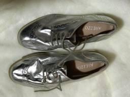 Sapato prata Arezzo, nr 35