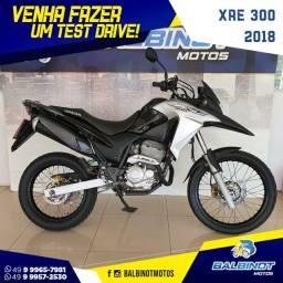 Título do anúncio: XRE 300 2018 Preta