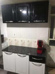 Armário cozinha de inox
