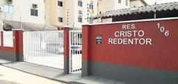 Alugo apartamento mobiliado com dois quartos no bairro Cristo