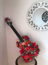 Título do anúncio: Violão menphis rosa personalizado