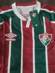 Camisa Umbro Fluminense I 2020