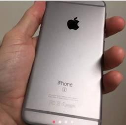 iPhone 6 s prata 850