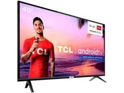 Vendo Smart android TV semi zero 40 polegadas